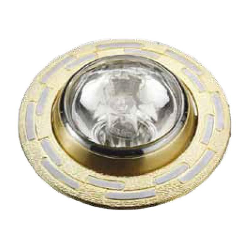 Світильник точковий  DELUX DR50122R R50 220V DELUX - 1