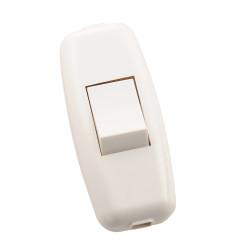 Выключатель навесной белый Lezard 715-1100-611 Lezard - 1