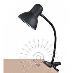 Настільна лампа  Lemanso 60W E27 LMN097. З прищіпкою Lemanso - 2