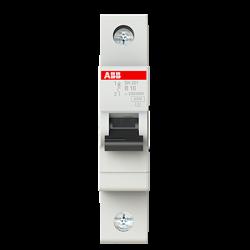 Автоматический выключатель ABB SH201-B10 ABB - 1