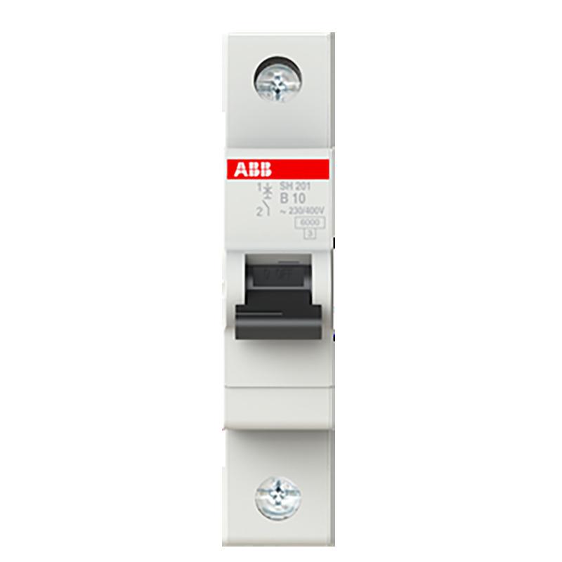 Автоматичний вимикач ABB SH201-B10 ABB - 1