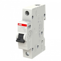 Автоматический выключатель ABB SH201-B10 ABB - 2