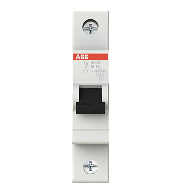 Автоматичний вимикач ABB SH201-B16 ABB - 1