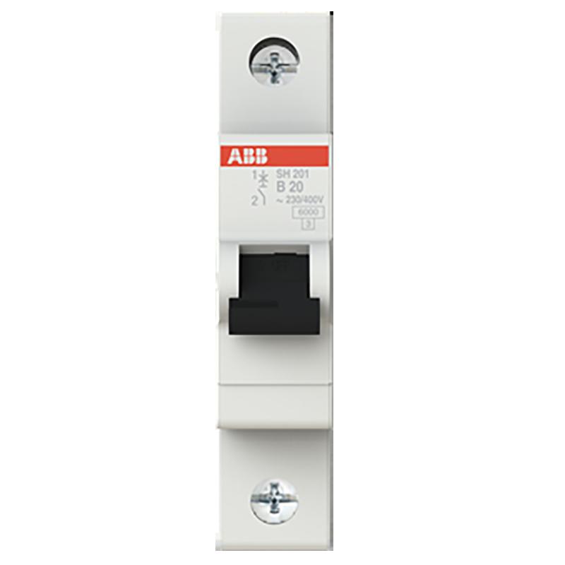 Автоматический выключатель ABB SH201-B20 ABB - 1
