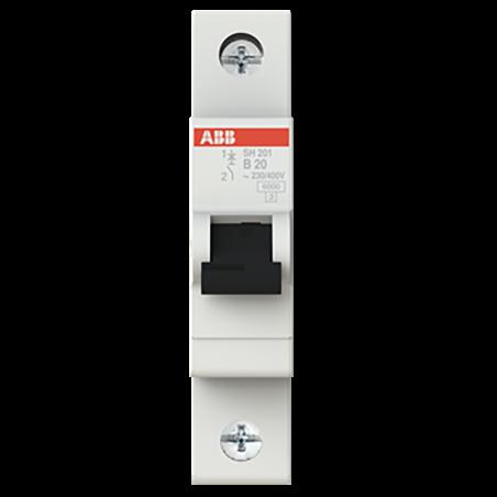 Автоматичний вимикач ABB SH201-B20 ABB - 1