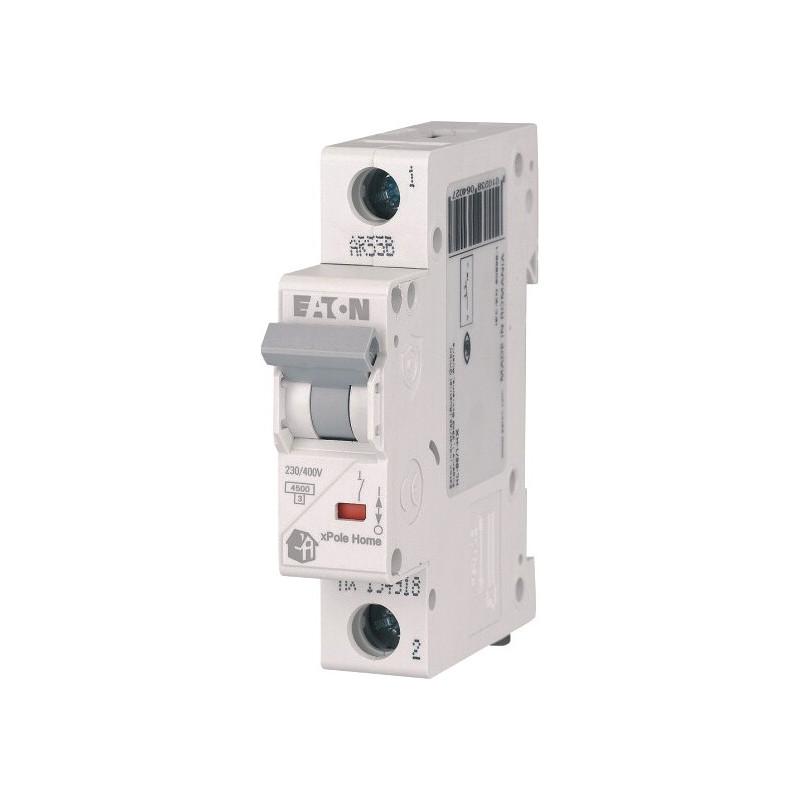 Автоматичний вимикач EATON HL-C20/1 EATON - 1
