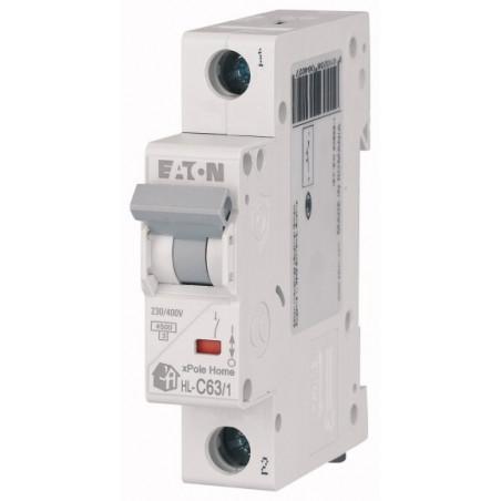 Автоматичний вимикач EATON HL-C63/1 EATON - 1