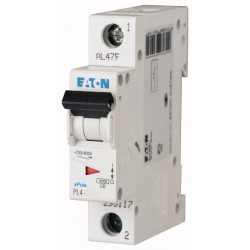 Автоматический выключатель EATON PL4-C50/1 EATON - 1