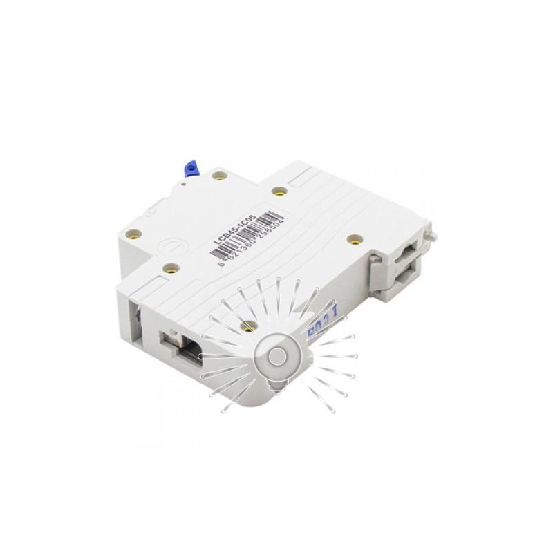 Автоматичний вимикач Lemanso 4.5KA (тип С) 1п 16A LCB45 Lemanso - 1