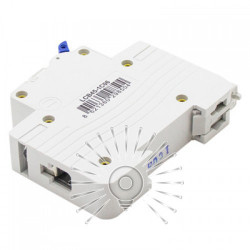 Автоматичний вимикач Lemanso 4.5KA (тип С) 1п 6A LCB45 Lemanso - 3