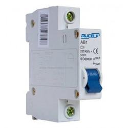 Автоматичний вимикач RUCELF AB 1-6 6А С RUCELF - 1
