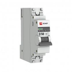 Автоматический выключатель EKF ВА 47-63 50А С EKF - 2