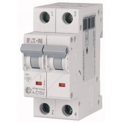Автоматичний вимикач EATON HL-C10/2 EATON - 1