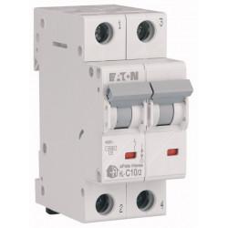 Автоматичний вимикач EATON HL-C10/2 EATON - 2