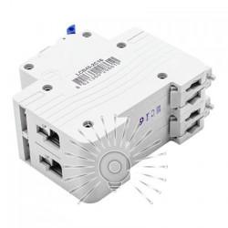 Автоматичний вимикач Lemanso 4.5KA (тип С) 2п 16A LCB45 Lemanso - 3