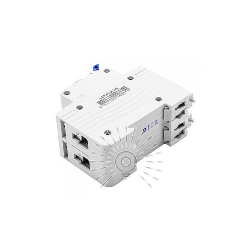 Автоматичний вимикач Lemanso 4.5KA (тип С) 2п 25A LCB45 Lemanso - 3