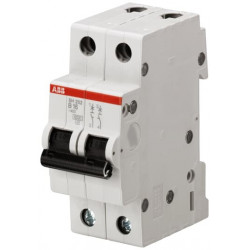 Автоматичний вимикач ABB SH202-B16 ABB - 1