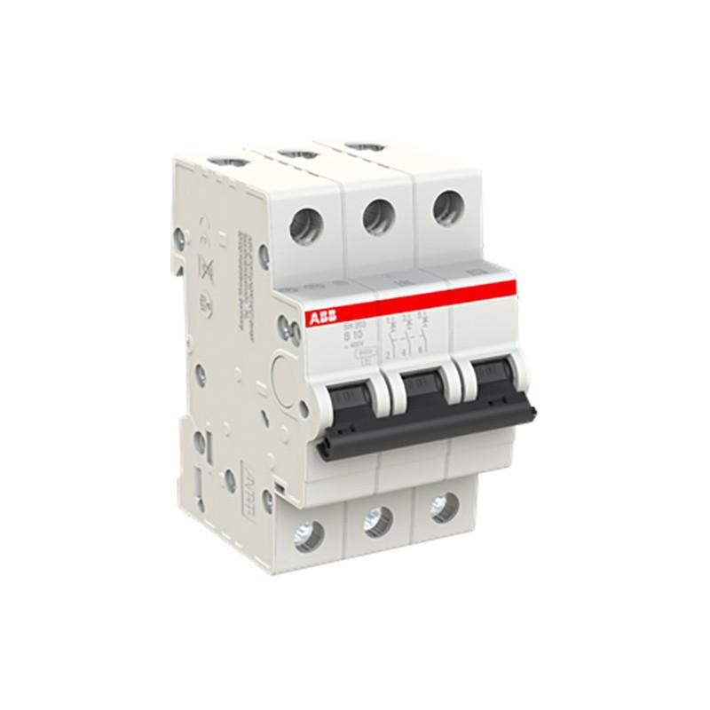 Автоматичний вимикач ABB SH203-B10 ABB - 3