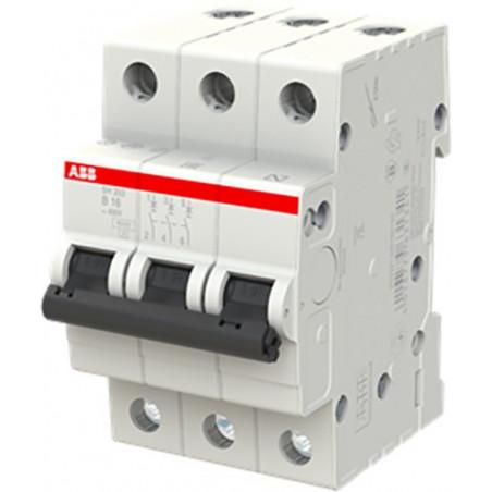 Автоматичний вимикач ABB SH203-B16 ABB - 1