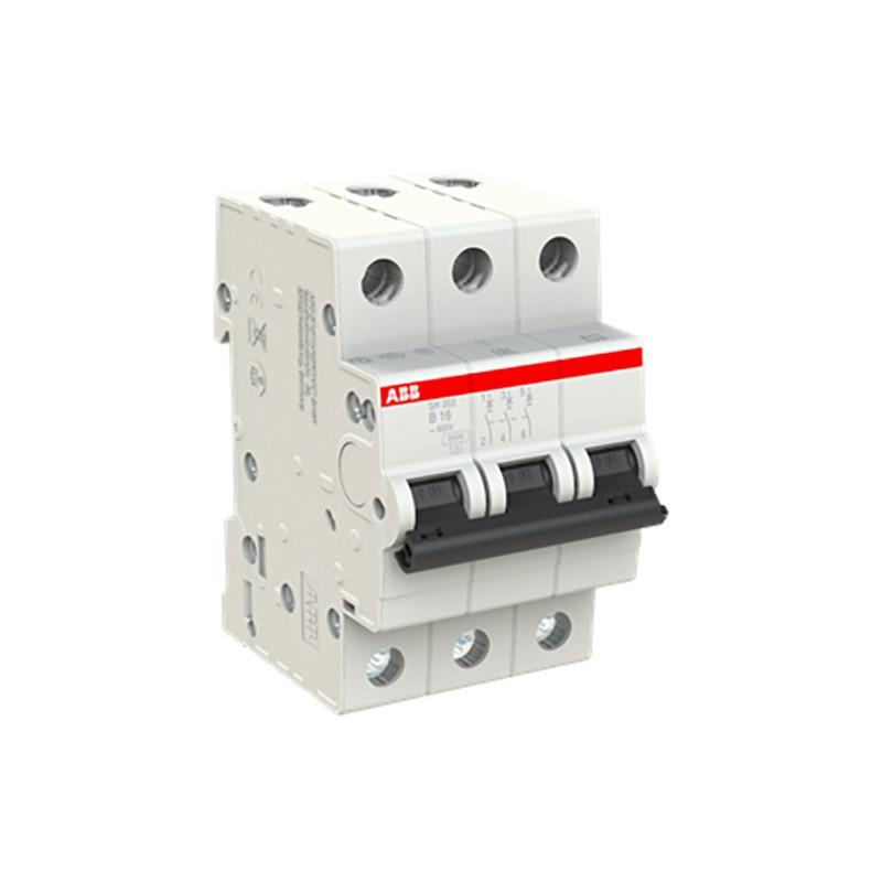 Автоматичний вимикач ABB SH203-B16 ABB - 3
