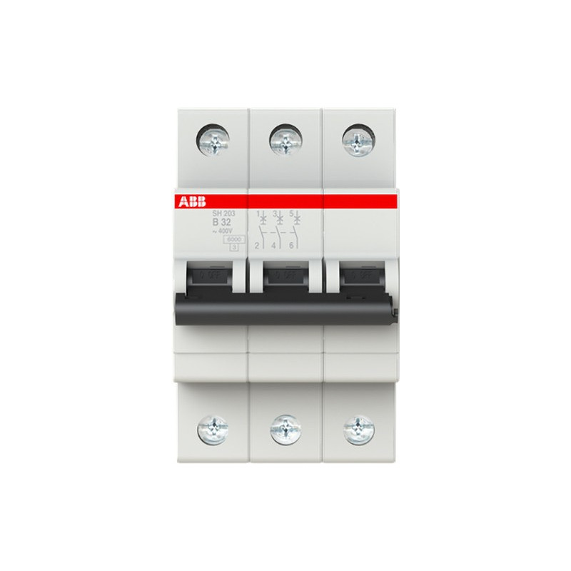 Автоматичний вимикач ABB SH203-В32 ABB - 2