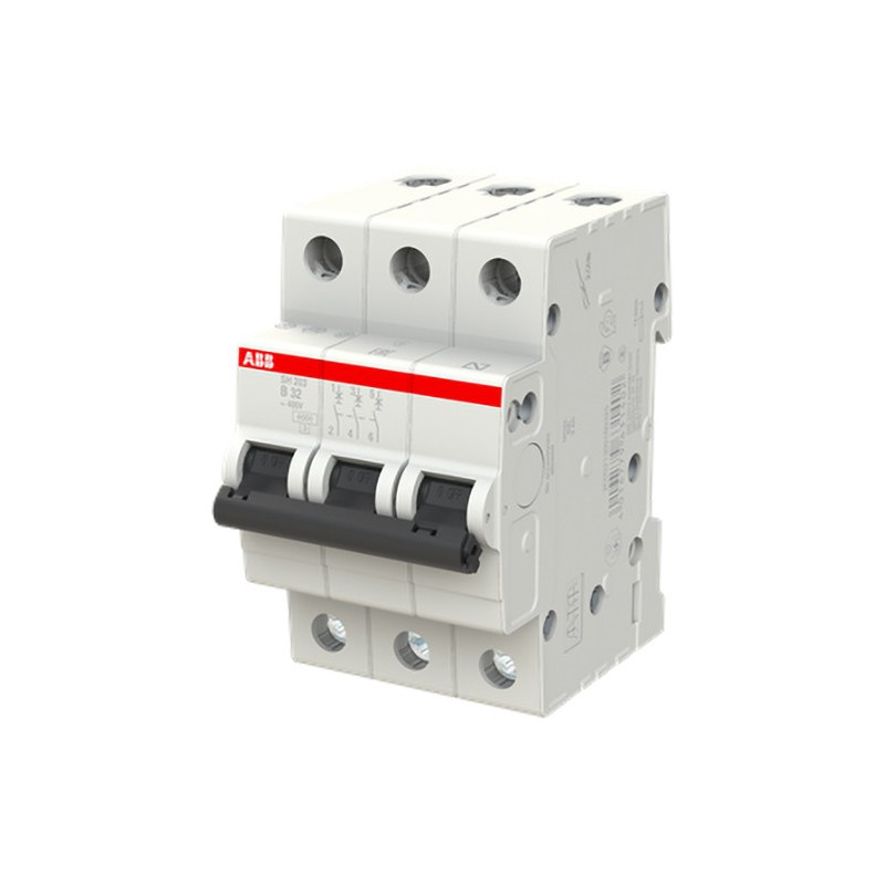 Автоматичний вимикач ABB SH203-В32 ABB - 1