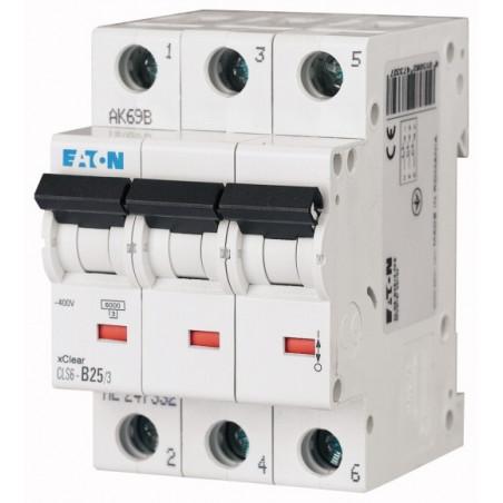 Автоматичний вимикач EATON CLS6-B25/3 EATON - 1