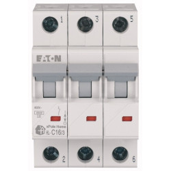 Автоматичний вимикач EATON HL-C16/3 EATON - 1