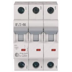 Автоматичний вимикач EATON HL-C20/3 EATON - 1