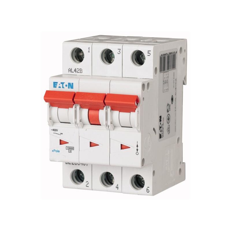 Автоматичний вимикач EATON L7-10/3/B EATON - 1
