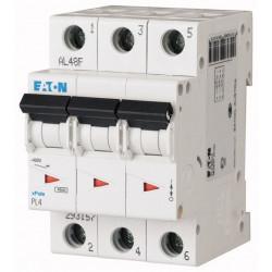 Автоматический выключатель EATON PL4-C6/3 EATON - 1
