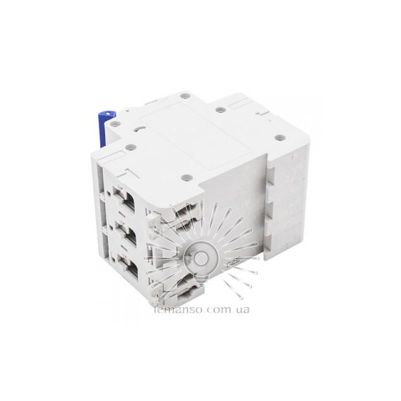 Автоматичний вимикач Lemanso 4.5KA (тип С) 3п 25A LCB45 Lemanso - 1