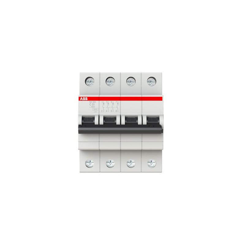 Автоматичний вимикач ABB SH204-C25 ABB - 2