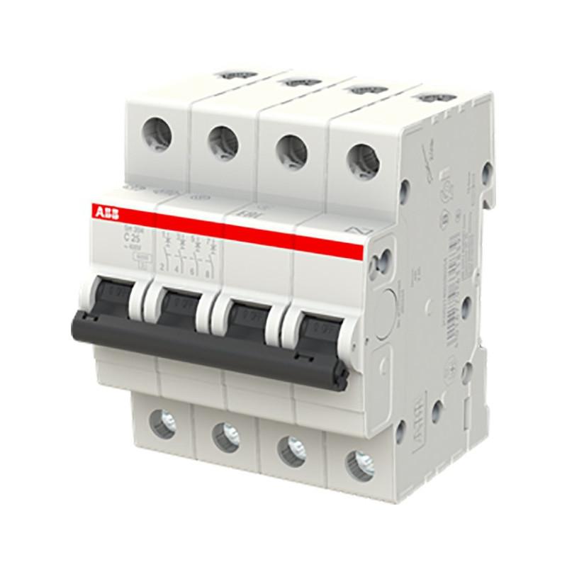 Автоматичний вимикач ABB SH204-C25 ABB - 1