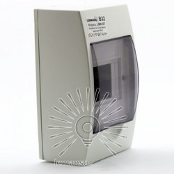 Коробка под 4 автоматы LEMANSO накладная, ABS / LMA107 Lemanso - 1