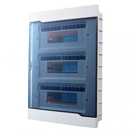 Бокс під автомати Lezard внутрішньої установки - 36 Модульний. 730-1000-036 NEW Lezard - 1