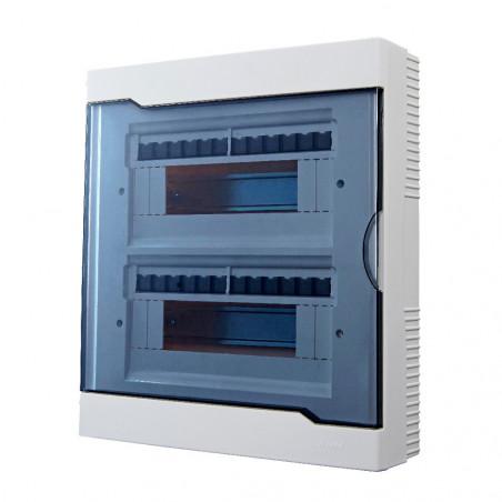 Бокс під автомати LEZARD зовнішньої установки - 24 Модульний. 730-2000-024 NEW Lezard - 1