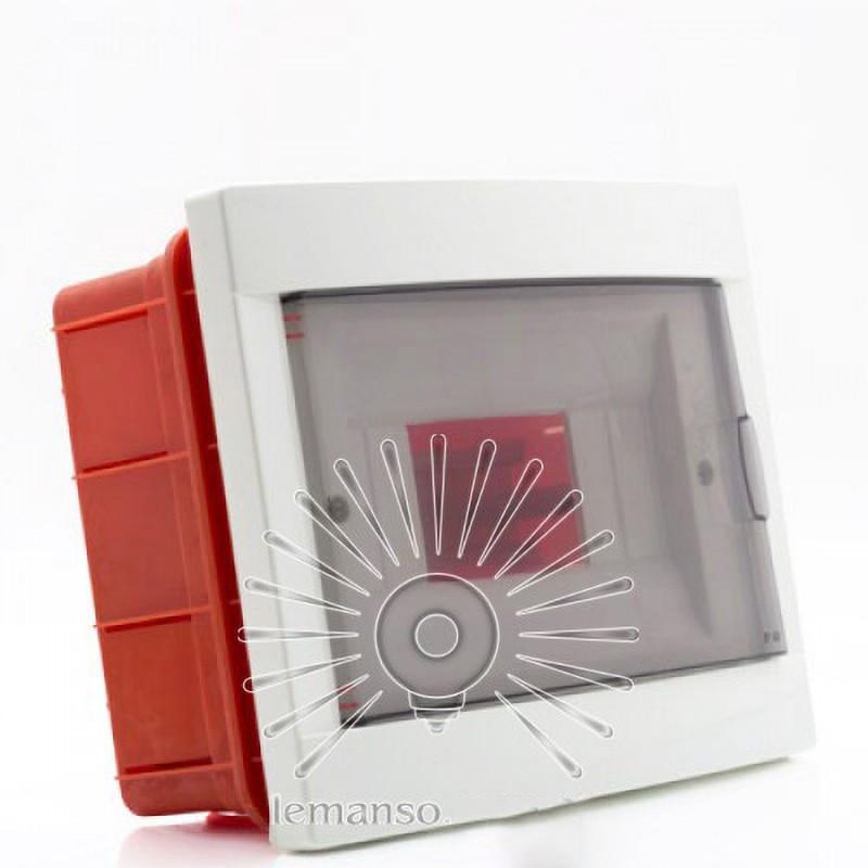 Коробка під 8 автоматів LEMANSO внутрішня, ABS / LMA102 Lemanso - 2