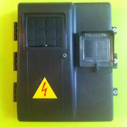 Коробка герметик під лічильник і 3 модульних автомата № (046) ODESSPLAST Одесспласт - 1