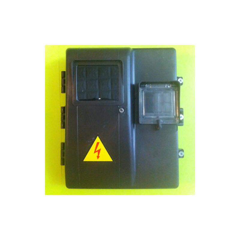Коробка герметик под счетчик и 3 модульных автомата № (046) ODESSPLAST Одесспласт - 1
