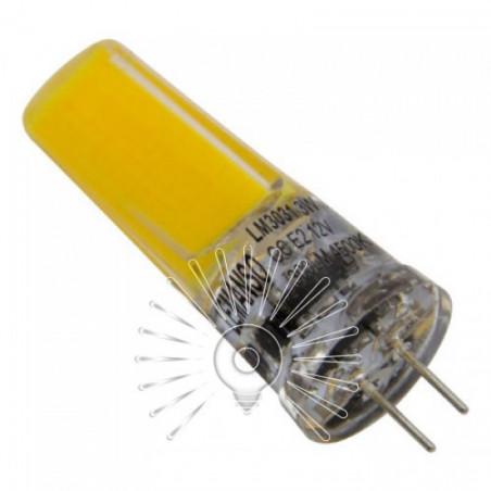 Лампа Lemanso G4 COB 300LM 3W 12V силікон / LM3031 Lemanso - 1