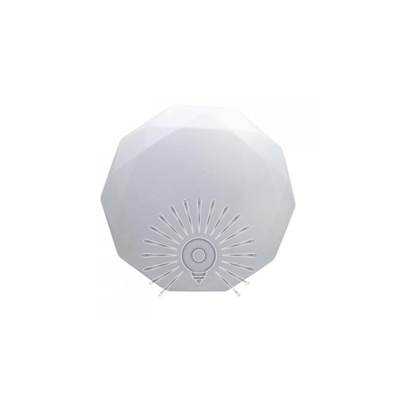 """Світильник LED Lemanso 24W 2700-6500K 1920LM """"Техас"""" IP20 170-265V / LM34005 + пульт, зоряне небо (395 * 55мм) Lemanso - 3"""