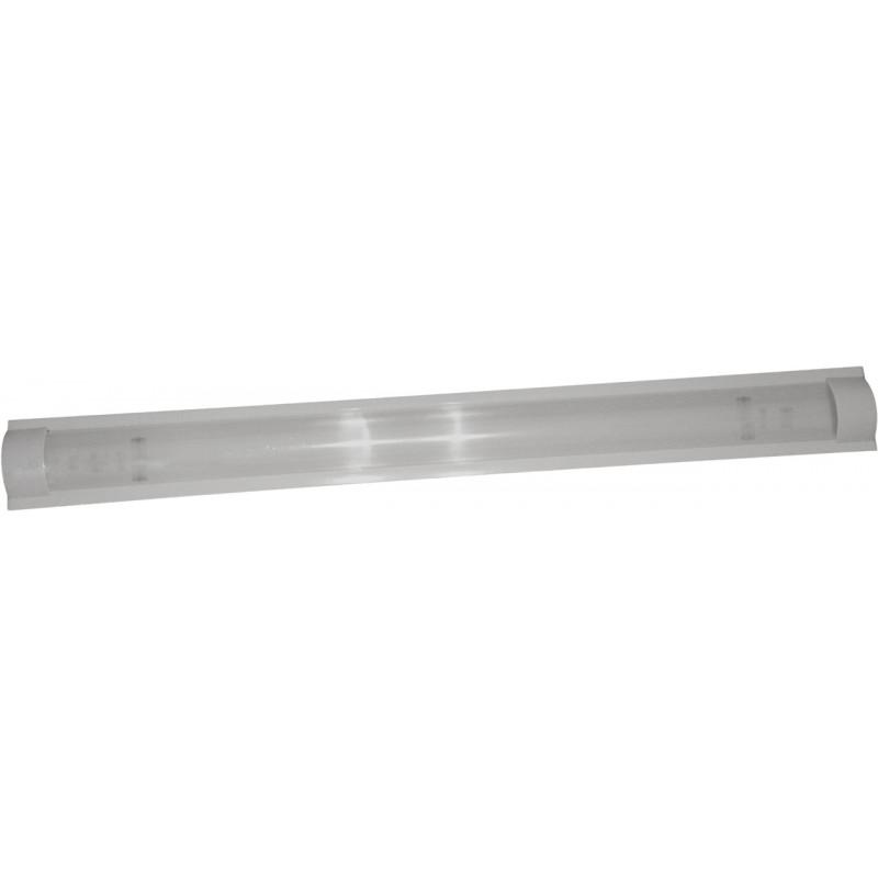 Світильник Lemanso 2x36 T8 дві лампи матовий плафон (без ламп) / LM936 Lemanso - 1