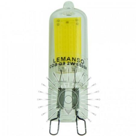 Лампа Lemanso G9 2W COB 230LM / LM3024 Lemanso - 1