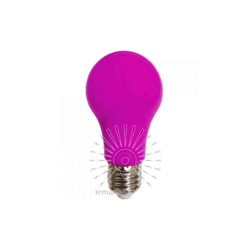 Лампа Lemanso світлодіодна 7W A60 E27 175-265V / LM3086 Lemanso - 2