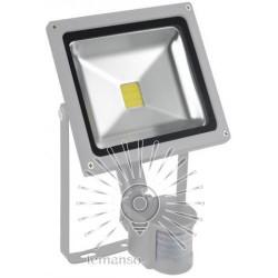 Прожектор Lemanso LED 10W 6500K IP65 c датч./ LMPS14 Lemanso - 1