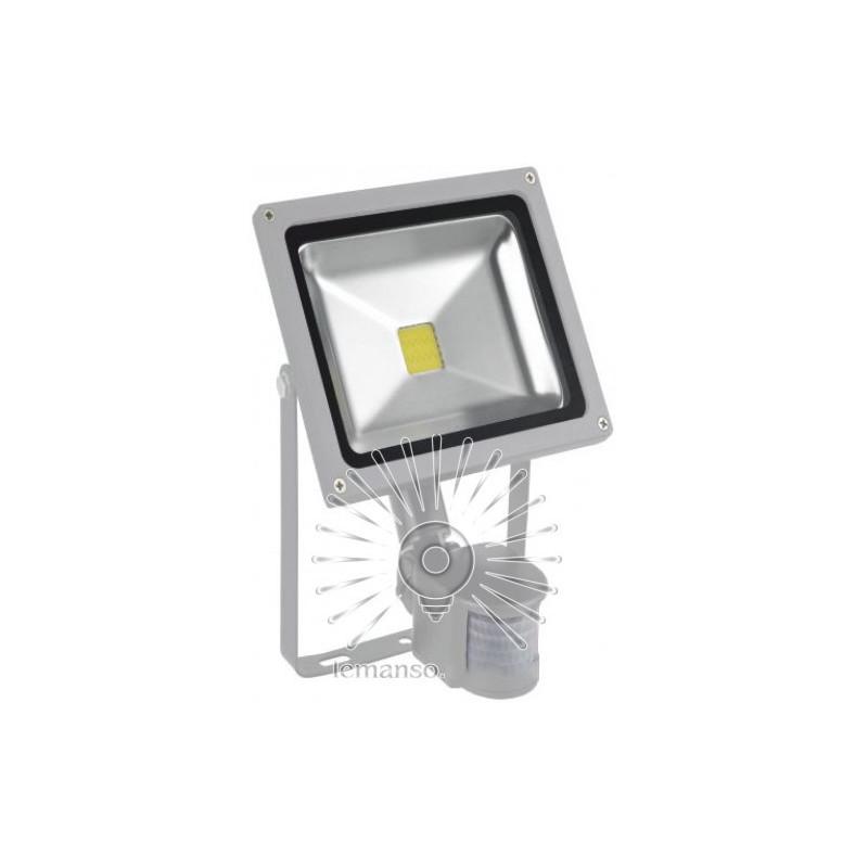Прожектор Lemanso LED 10W 6500K IP65 з датч./ LMPS14 Lemanso - 1