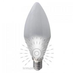 Лампа Lemanso светодиодная 9W С37 E14 900LM 175-265V / LM3055 Lemanso - 1