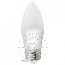 Лампа Lemanso світлодіодна 8W C37 E27 800LM 175-265V / LM797 Lemanso - 1
