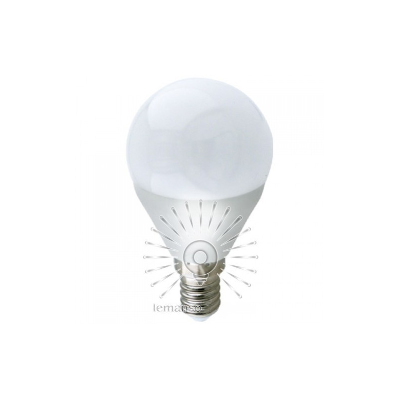 Лампа Lemanso світлодіодна 9W G45 E14 900LM 175-265V / LM3059 Lemanso - 1
